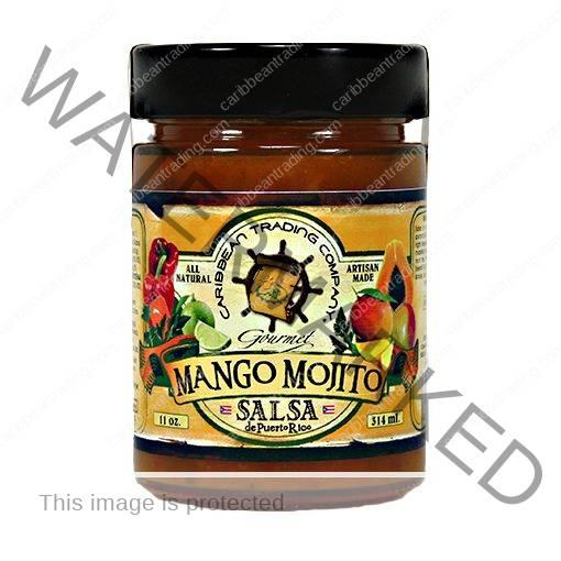 Mango Mojito Salsa