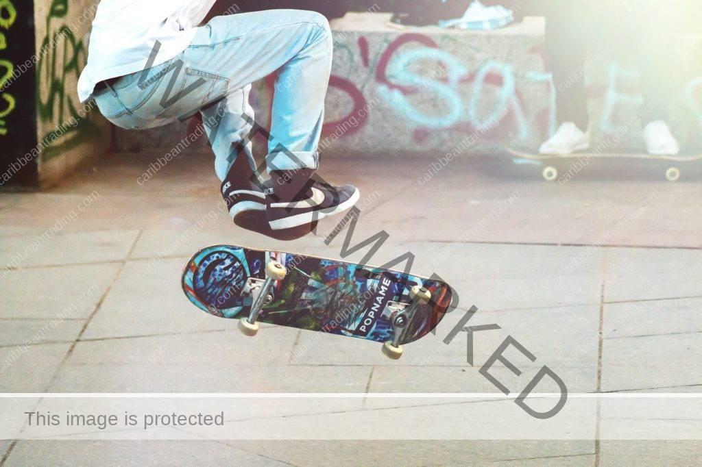 Skateboarding Puerto Rico