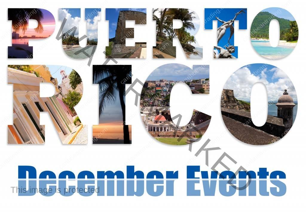 events in Puerto Rico December