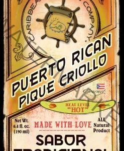 Pique Criollo Tradicional Sabor