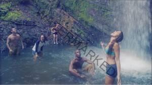 4. La Mina Fall - El Yunque