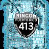 Rincón 413 Typography