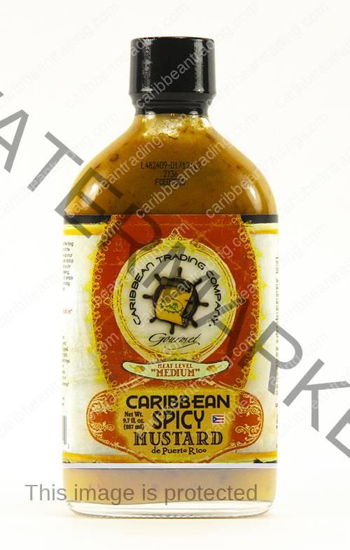 Caribbean Spicy Mustard