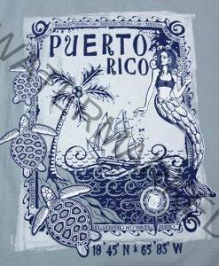 t shirt puerto rico