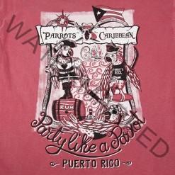 pirate tshirt caribbean trading