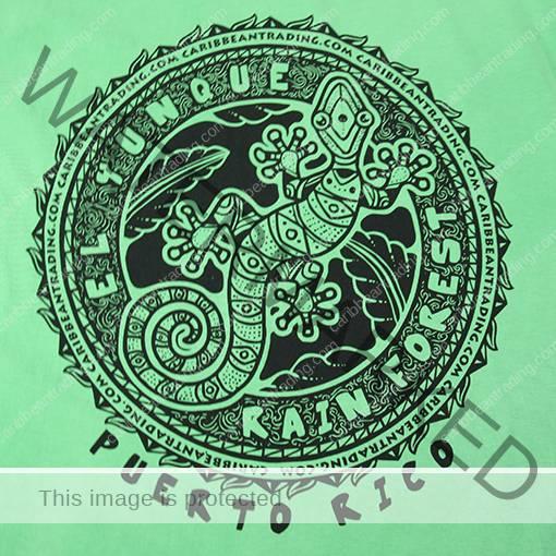 puerto rico shirt design