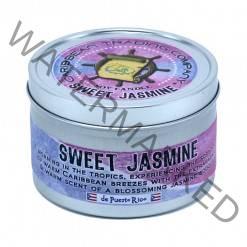 sweet jasmine soy candle