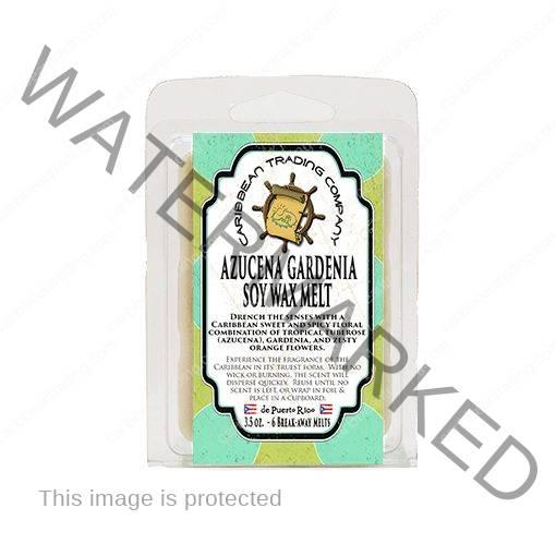Azucena Gardenia Soy Wax Melt