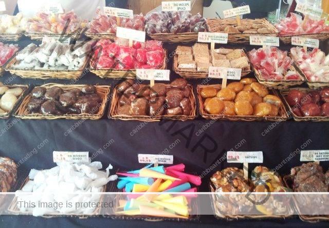 dulces tipicos