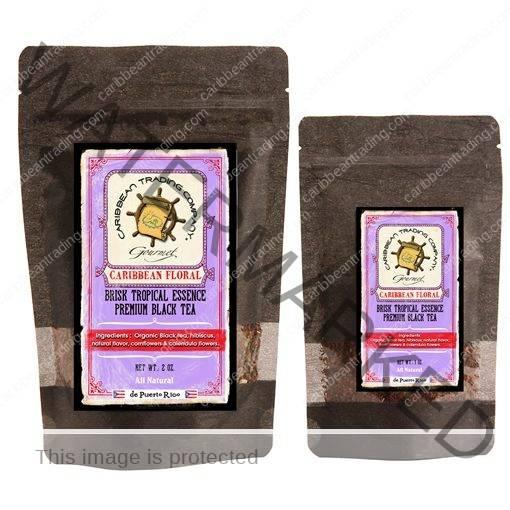 Caribbean Floral Tea