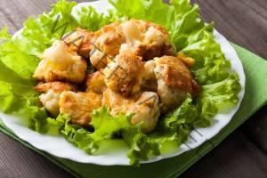 cauliflower appetizer