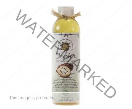Chocolate Body Oil
