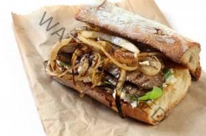 churrasco sandwich
