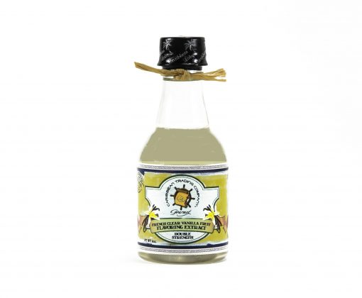 white vanilla extract
