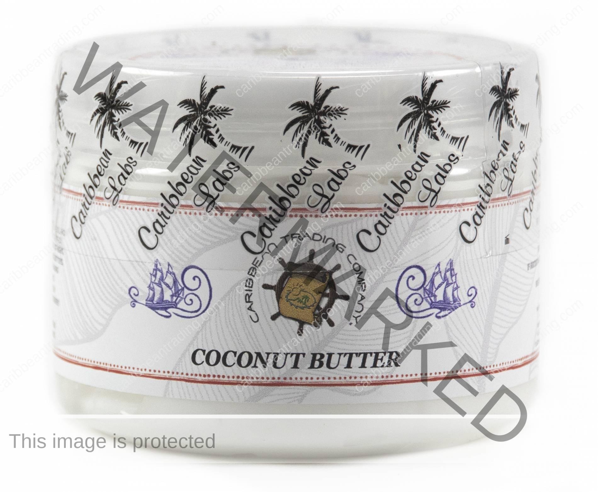 Coconut Body Butter 8 oz.