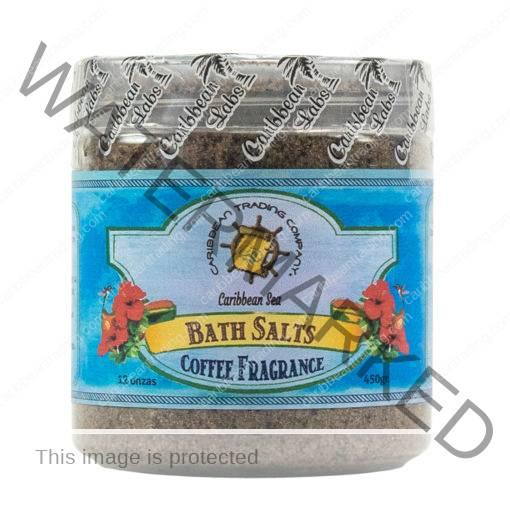 Coffee Bath Salts