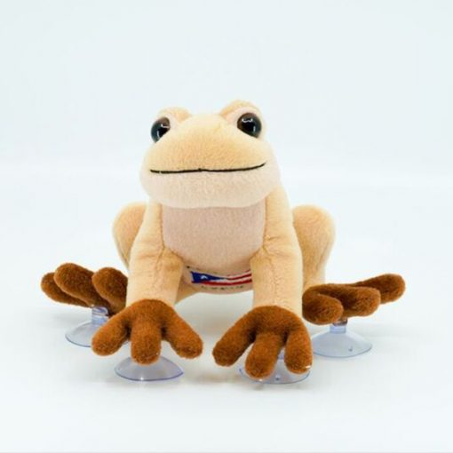 Plush Coqui That Sings