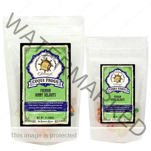 coqui frog candy