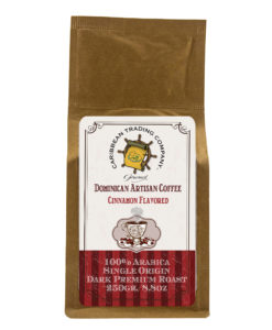 Dominican Single Origin Cinnamon Flavored