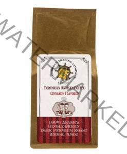 Dominican Single Origin Cinnamon Flavored