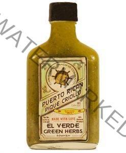 Pique Criollo El Verde Green Herbs