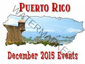 December 2015 Puerto Rico