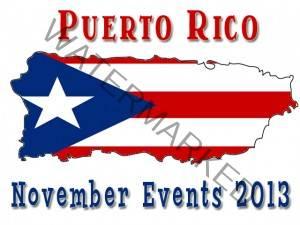 Puerto Rico Events November