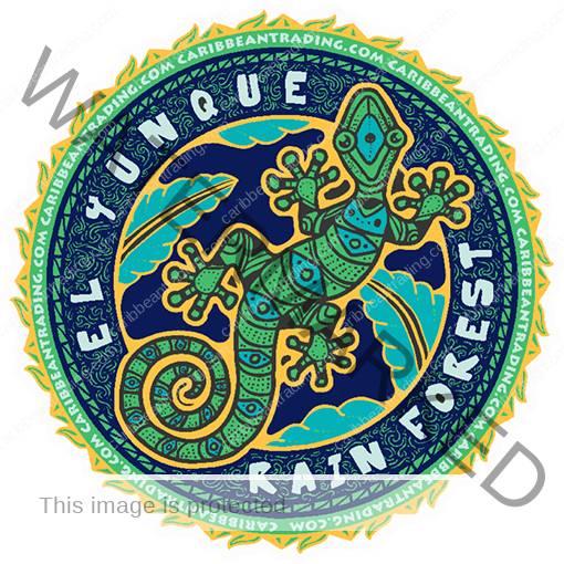 El Yunque Gecko