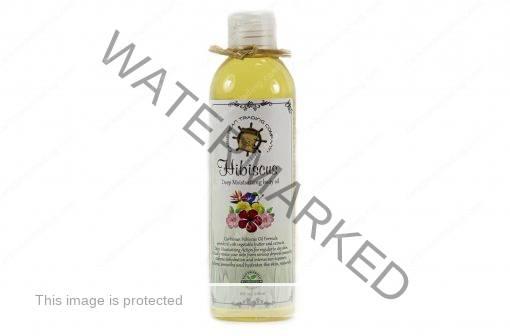 Hibiscus Body Oil
