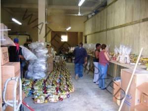 gift basket production
