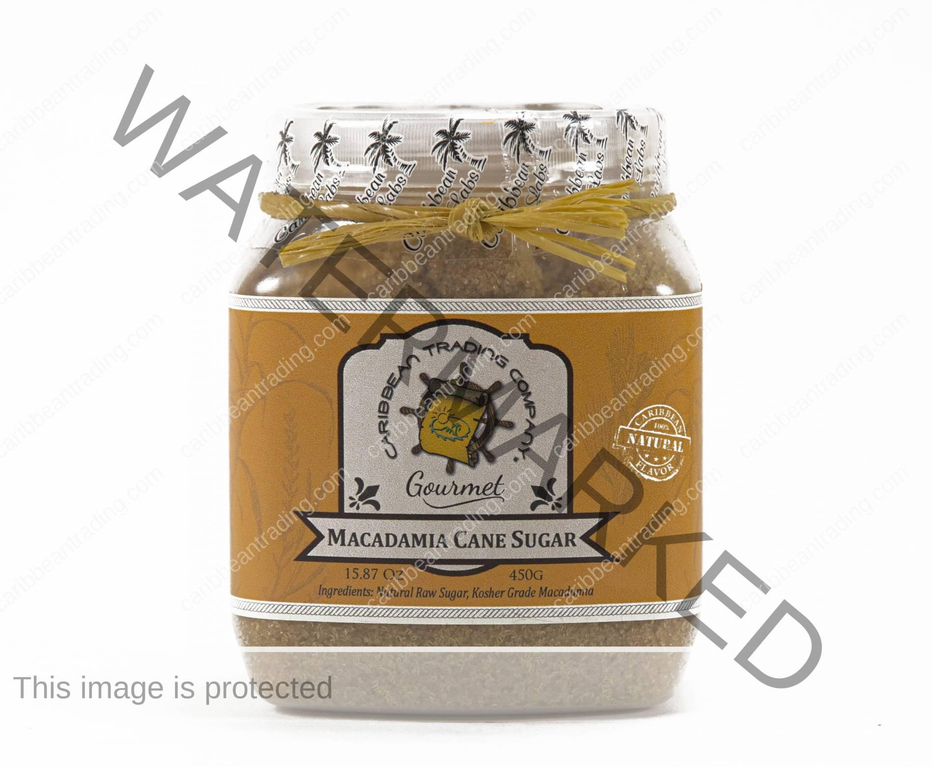 Macadamia Cane Sugar - 15.87 oz.