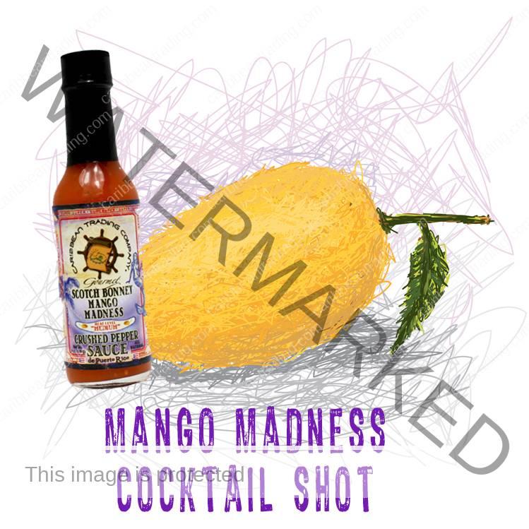 mango madness cocktail