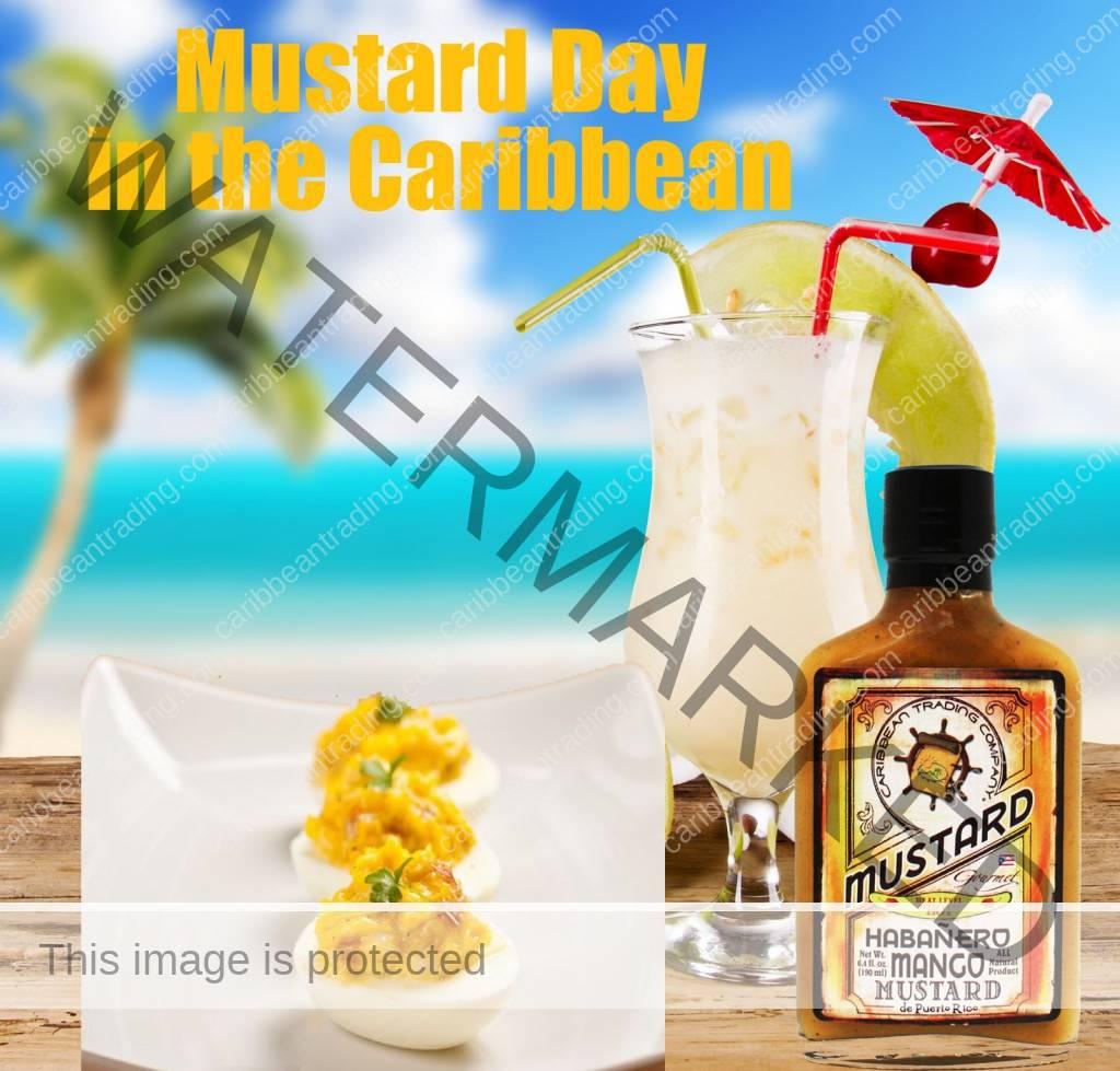 mango mustard recipe