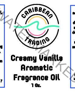 Creamy Vanilla Fragrance