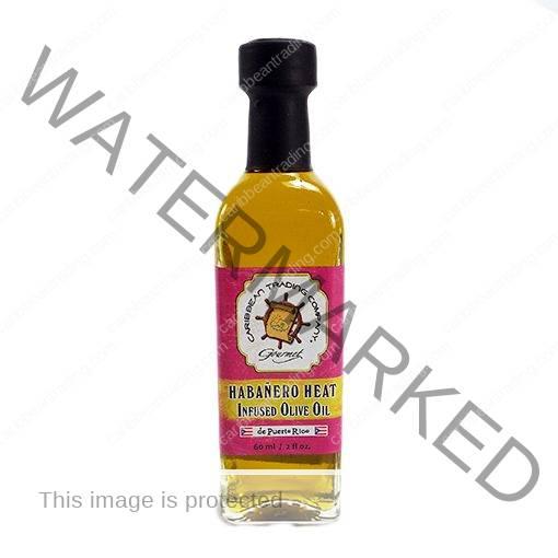 Habanero Heat Olive Oil