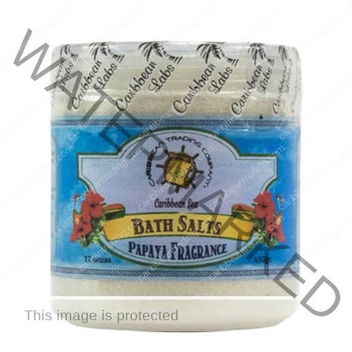 Papaya Bath Salts