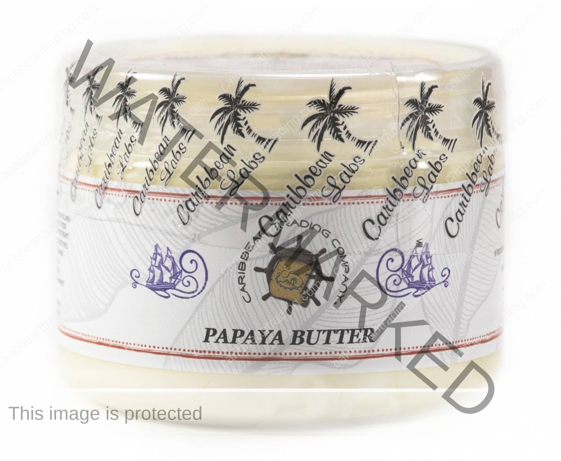 Papaya Body Butter 8 oz.