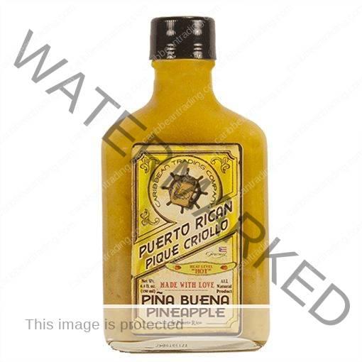 Pique Criollo Piña Buena Pinapple