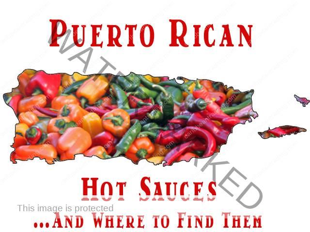 puerto rico hot sauces