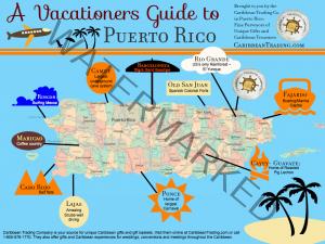 Puerto Rico Travel Infographic