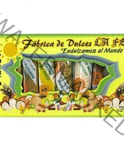 dulces tipicos de Puerto Rico