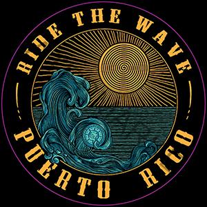 Puerto Rico Ride the Wave