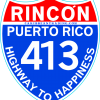 Rincón 413 Sticker