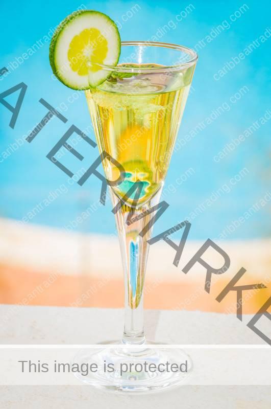 rum beer cocktail
