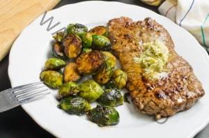 steak with butter recipe