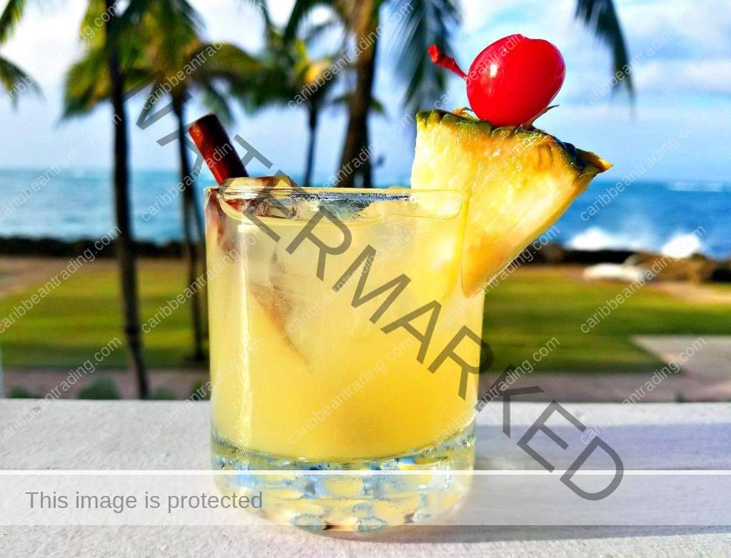 Piña Colada Caribbean