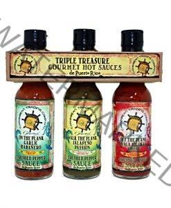 hot sauce sampler