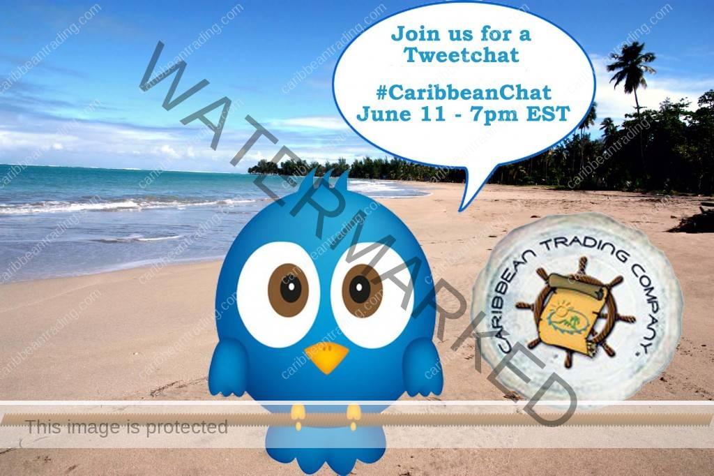 tweetchat caribbean