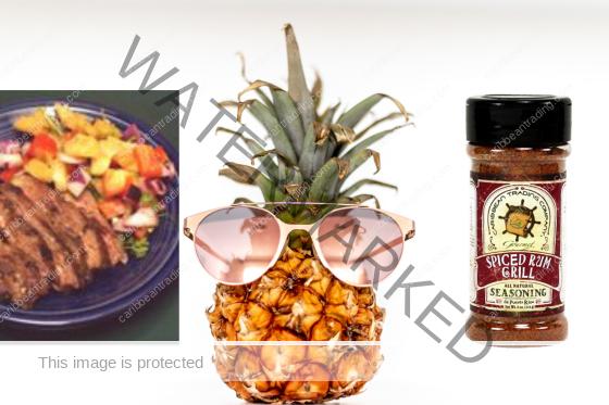 pineapple relish