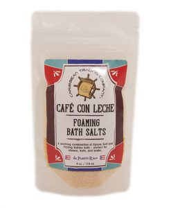 coffee bath salt